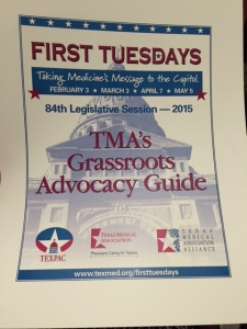 First Tuesdays with the TMA